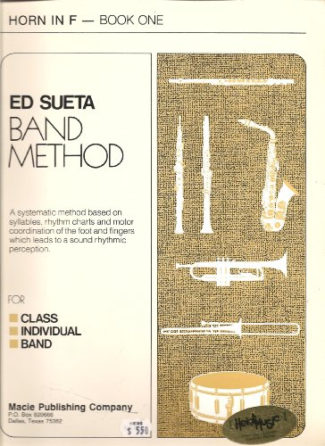 (Ed Sueta Band Method Flute - Book One (Ed Sueta Band Method, Book One))