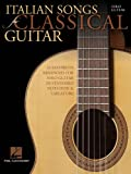 Italian Songs for Classical Guitar, , 1617803707
