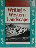 Writing the Western Landscape, Austin, Mary H. and Muir, John, 080708526X