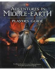 Cubicle 7 Adventures in Middle Earth Player's Guide HASBRO