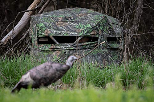 ALPS OutdoorZ NWTF Deception Hunting Blind, Mossy Oak Obsession by ALPS OutdoorZ (Image #7)