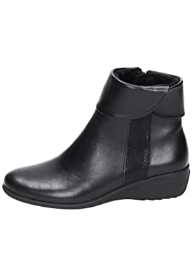 1 Shoes Bags 990974 Amazon Stiefel uk amp; Schwarz Damen Comfortabel co qpvw8Ip