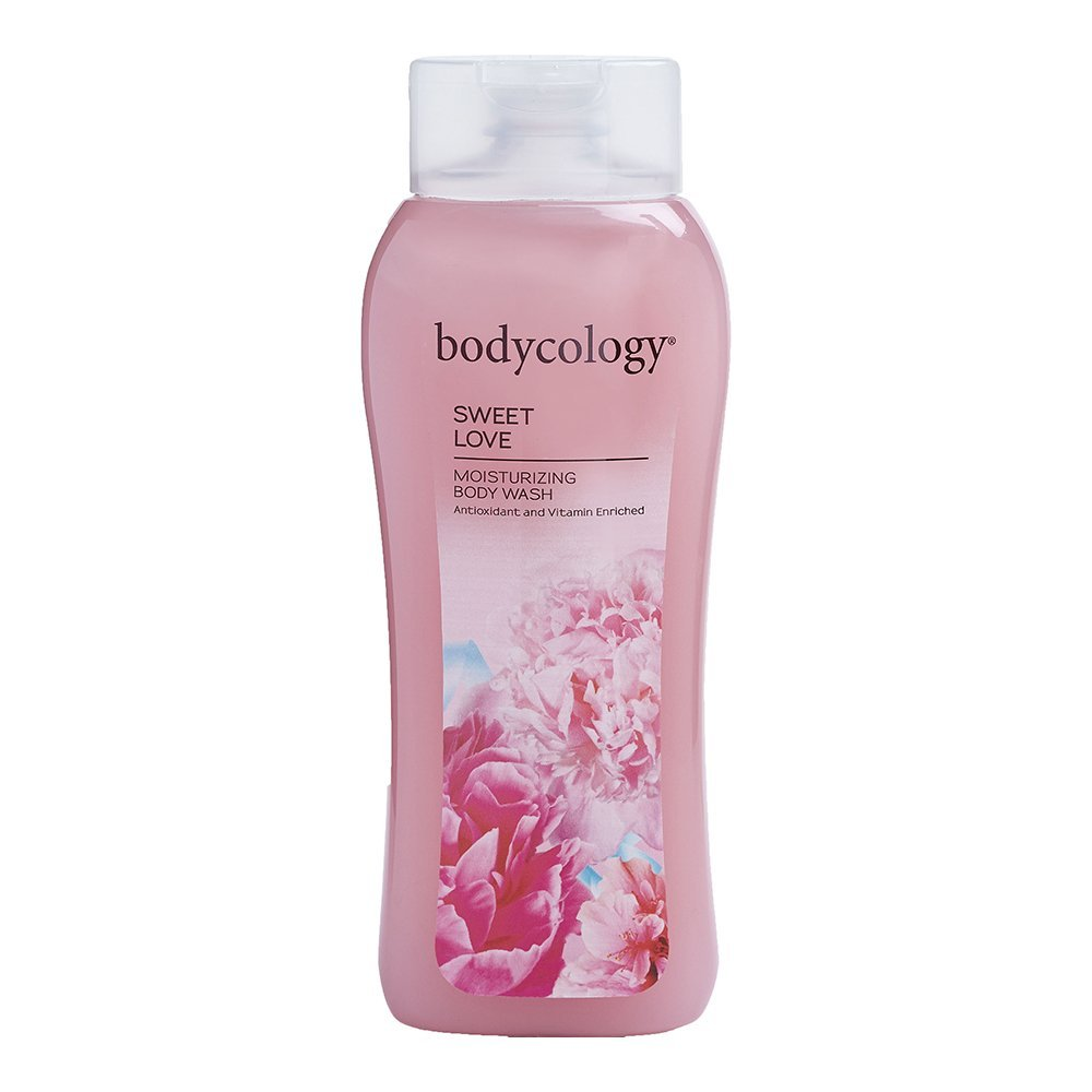 Bodycology Sweet Love Foaming Body Wash, 16 Ounce