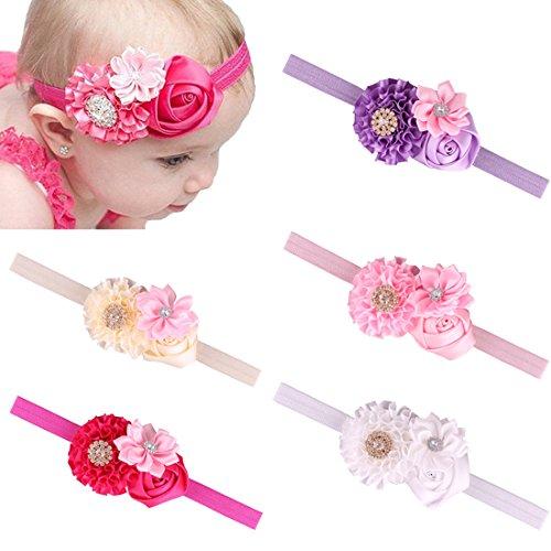 Voberry Infant Flower Headband Hairband