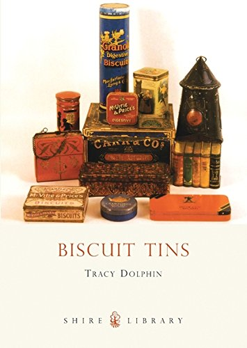 Biscuit Tins (Shire Library) - Collectable Tin Biscuits