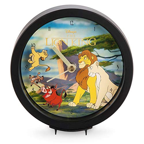 The Lion King Desk Clock - Oh My Disney