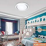 DLLT 22W LED Flush Mount Ceiling Light