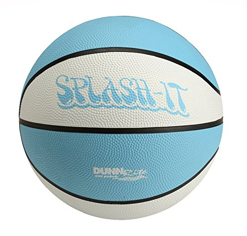 Dunnrite Splash and Shoot/Slam Replacement Basketball -