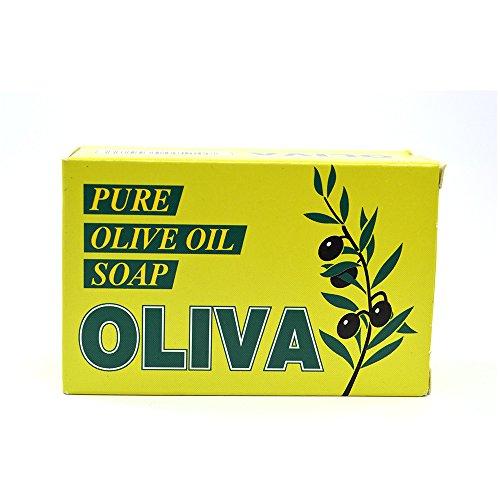 OLIVA Olive Oil Soap 125g (PACK OF 1)