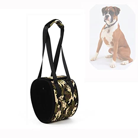 T Tocas perros Velcro Lift - Arnés para cómodo suave - Ayuda a con ...