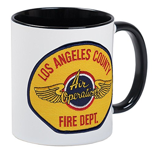 Los Angeles Fire Department Helicopter - 2