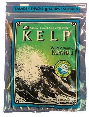 Atlantic Kelp Edible Algae (Kelp Labs)