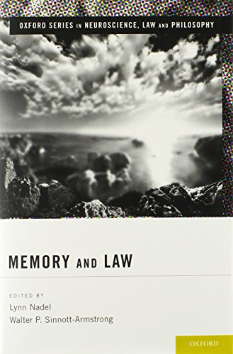 Memory and Law (Oxford Series in Neuroscience, Law, and Philosophy)