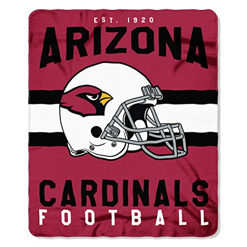 Nfl Cardinals Arizona Bed (The Northwest Company NFL Arizona Cardinals Singular 50-inch by 60-inch Printed Fleece Throw)