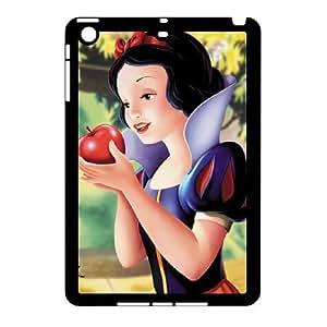 Customized White Soft Rubber(PCV) Disney Cartoon Snow White For Iphone 4 4S case cover TPUKO-Q877636