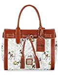Dooney and Bourke Disney Parks Bambi Satchel Handbag Purse Bag
