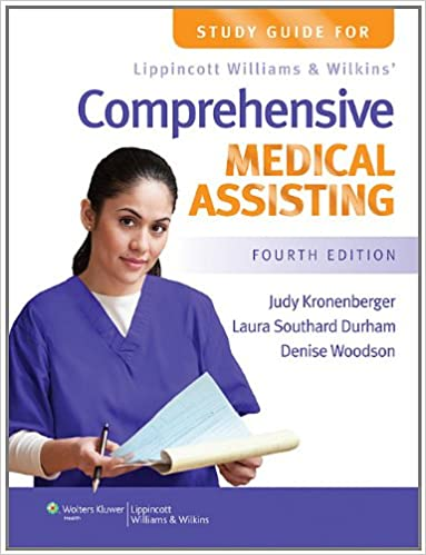 Study guide for lippincott williams wilkins comprehensive medical study guide for lippincott williams wilkins comprehensive medical assisting fourth edition fandeluxe Gallery