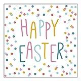 Graphique Easter Confetti Party Napkins - 20 Soft