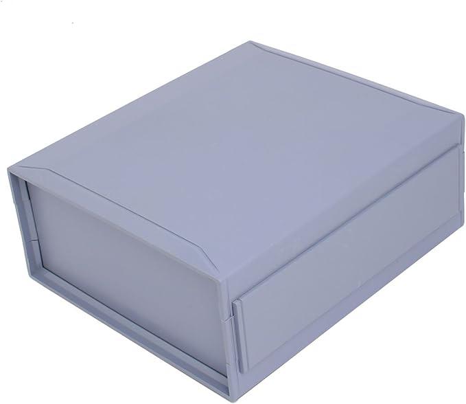 Aexit 240mmx210mmx100mm ABS Caja de conexiones de caja de ...