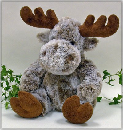 Wide Moose (Wishpets Stuffed Animal - Soft Plush Toy for Kids - 18-1/2