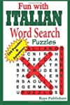 Fun with Italian - Word Search Puzzles