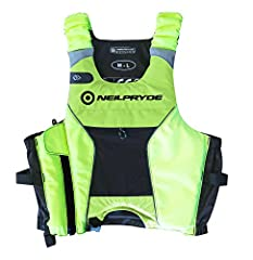 Lowest profile buoyancy aid available Super soft buoyancy foam Reflective panels and piping Oversized side zipper with protective flap Large stretch mesh drainage pocket High cut CE approved Buoyancy Aid designed for Sailors who demand minimu...