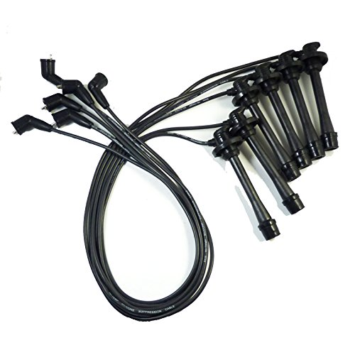- 8 PCS Spark Plug Ignition Wire Wires Cable Core 23022 NEW For Lexus LS400 SC400 1990-1997