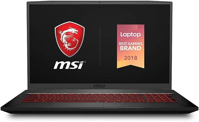 MSI GF75 Thin 9SC (17.3-inch, 2019)