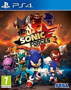 SEGA Sonic Forces Bonus Edt [Playstation 4]