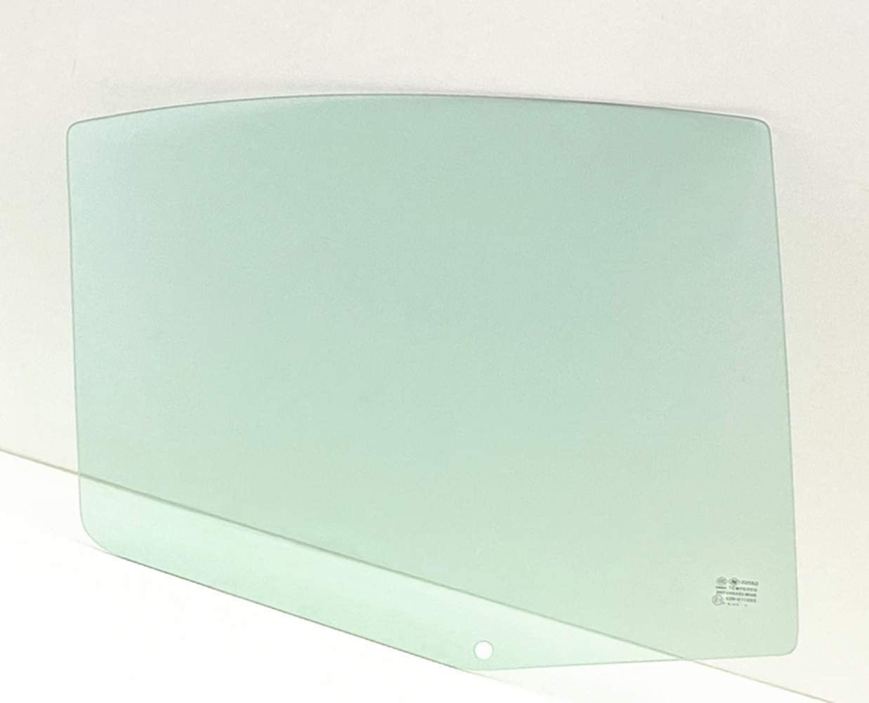 NAGD Compatible with 2001-2005 BMW 325i 330i 1999-2000 BMW 323i 328i 4 Door Sedan Passenger Right Side Rear Door Window Glass
