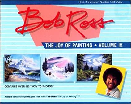 The Joy Of Painting (Volume IX) Download.zip