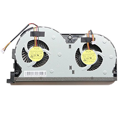 New CPU Cooling Fan Cooler For Lenovo Y50 Y50-70 Y50-70AF Y50-80 Y50P-80