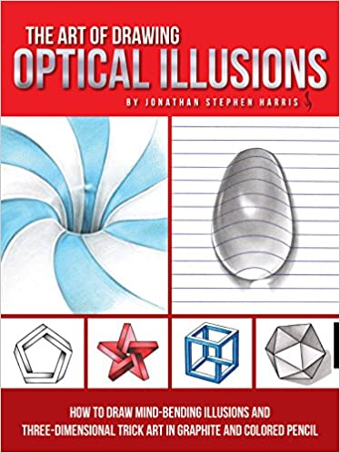 a630cb66e225 The Art of Drawing Optical Illusions  How to draw mind-bending ...