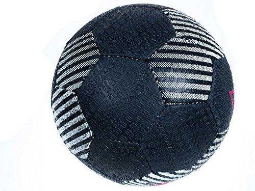 Umbro Neo treet enduro Bitumen-Ball Fußball Freizeit, Einheitsgröße, Schwarz