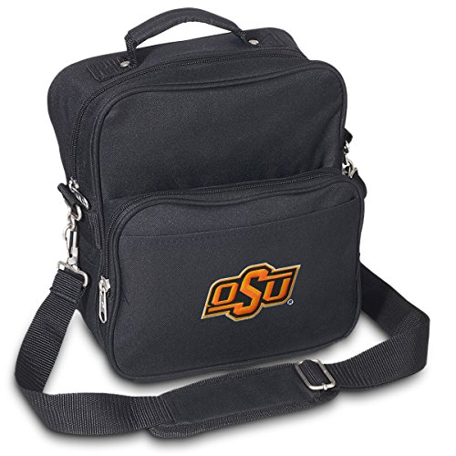 Oklahoma State Travel Bag or Small Crossbody Day Pack Shoulder Bag by Broad Bay