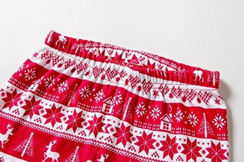 087e2ee29c44 IF Pajamas Christmas Baby Girls Pjs 100% Cotton Long Sleeve ...