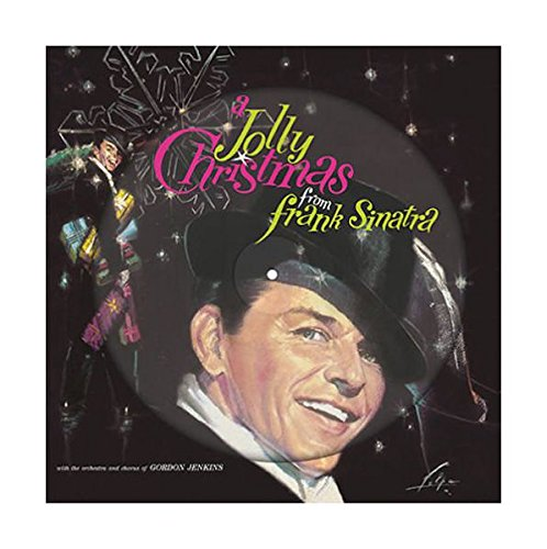 A Jolly Christmas [VINYL] - By Christmas Songs Sinatra