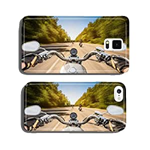 Biker First-person view cell phone cover case iPhone6