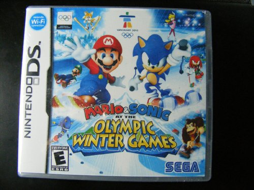 NEW Mario & Sonic at the Olympic Winter Games