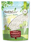 Food to Live Desiccated Coconut (Shredded, Unsweetened, No SO2) (1 Pound)