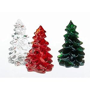 """Holiday Christmas Tree - Mosser Glass USA - Large 8"""" 116"""