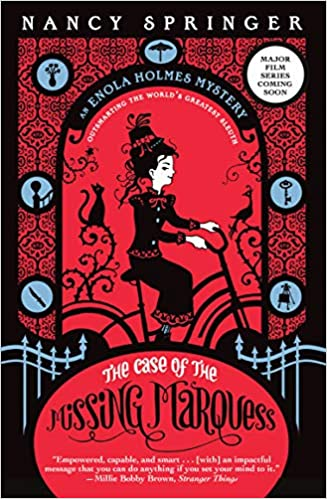 The Case of the Missing Marquess (An Enola Holmes Mystery): Springer,  Nancy: 9780142409336: Amazon.com: Books