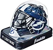 Franklin Sports NHL League Logo Tampa Bay Lightning Mini Goalie Mask