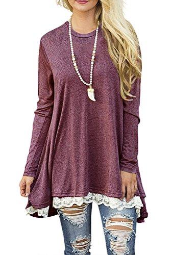 Cotton Chiffon Women T-shirt - 2