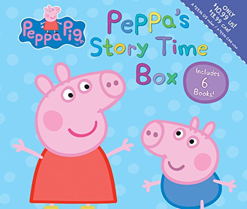 Price comparison product image Peppa's Storytime Box (Peppa Pig)