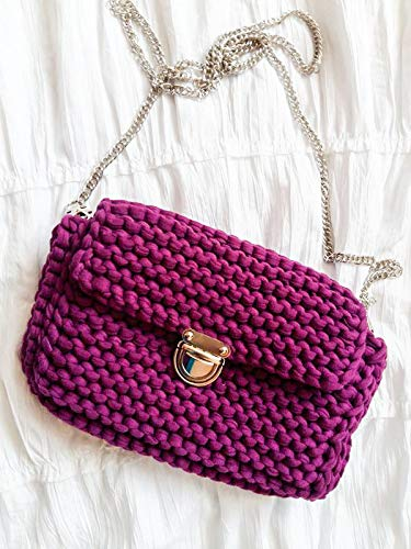 Amazoncom Plum Purple Small Crossbody Bag For Women Designer