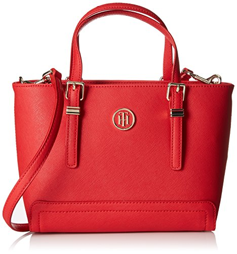 Cabas Tote Rouge Red Honey Tommy Hilfiger Small Tommy xIqRwP6