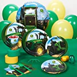John Deere Tractor Standard Party Pack Party Accessory (Standard Pack of 16)