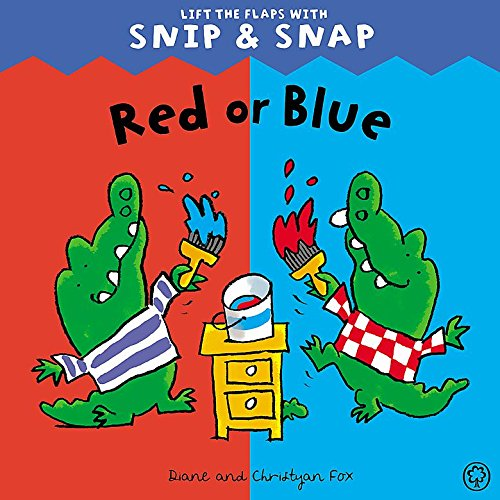 Red or Blue (Snip & Snap)