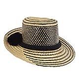 Wayuu Straw Hats - Premium - Handmade - 3602